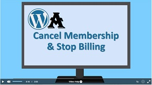 canceling wealthy affiliate membership