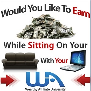 wealthy affiliate earn online