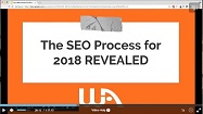 2018 seo for online business