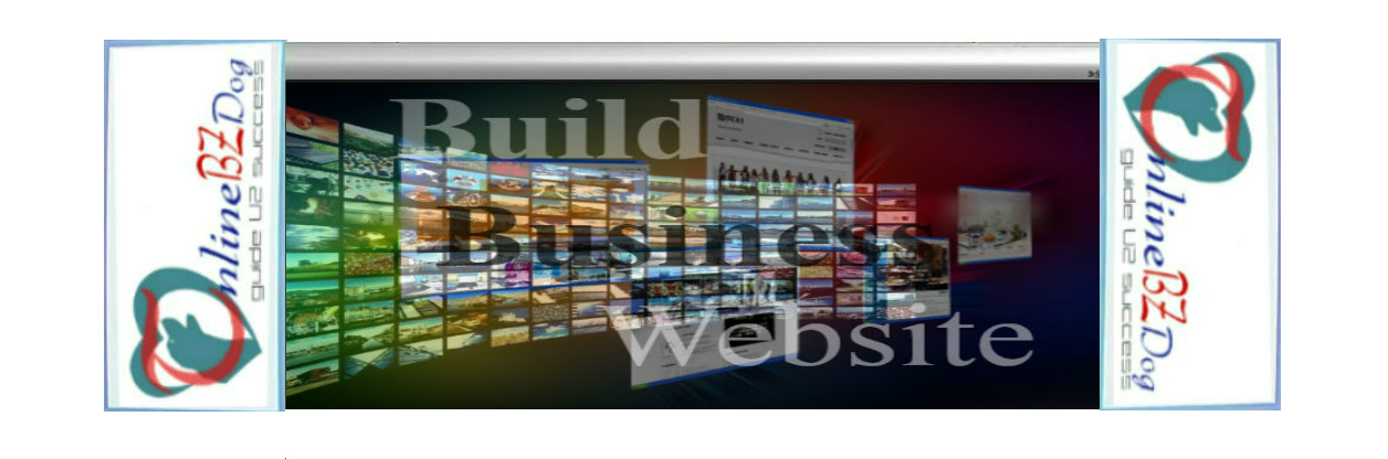 How to build a free business website