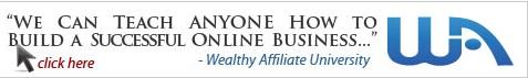 wealthy affiliate teach to make money online