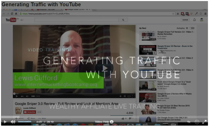 YouTube Traffic to Your Website