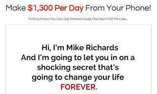 easy insta profits owner Mike Richards