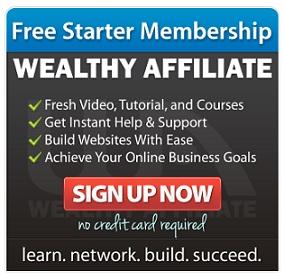 wealthy affiliate free mwmbership