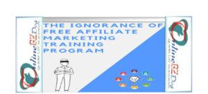 Free affiliate marketing training program