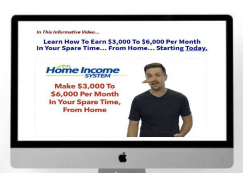 Home Income System