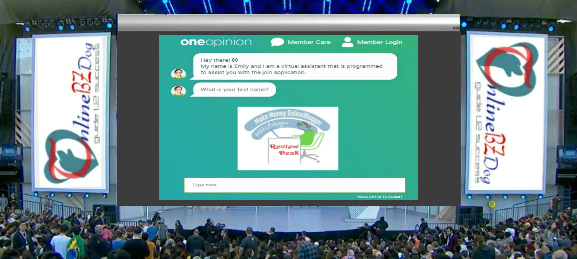 OneOpinion Review - Make Money Online With Surveys