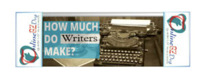 how much do writers make