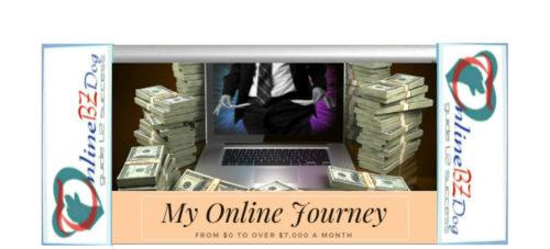 How I Make Money Online – 4 Steps to Make $7,000+ a Month