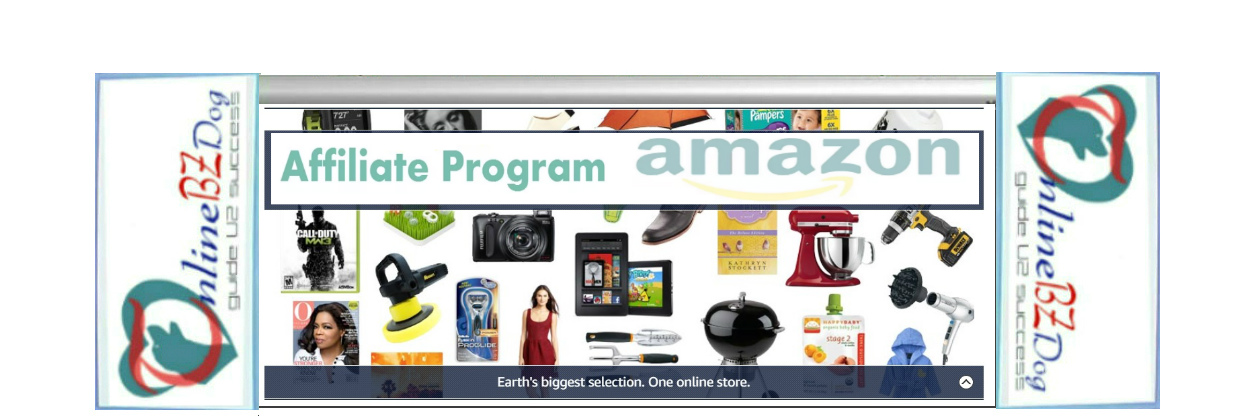 affiliate program of amazon