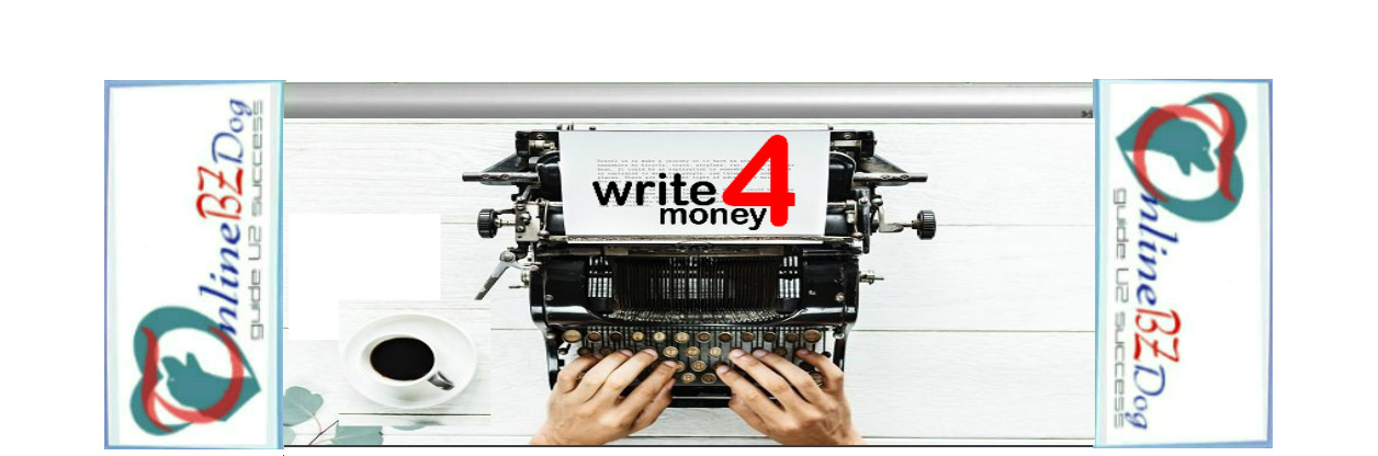 How To Make Money Writing – Get Paid For Writing