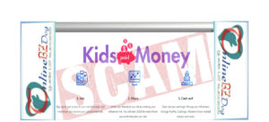 Kids Paid Money
