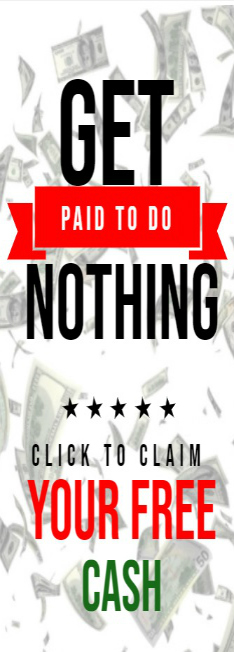 Get paid to do nothing
