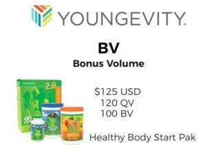Youngevity review BV