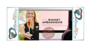 Boisset Wine ambassador