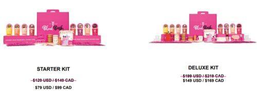 Pink Zebra review starter kits