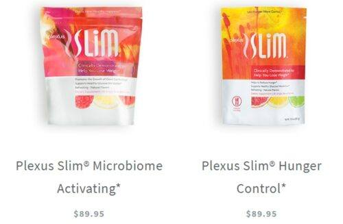 Plexus pyramid scheme products