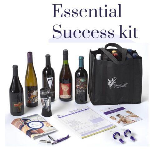 Traveling Vineyard review success kits