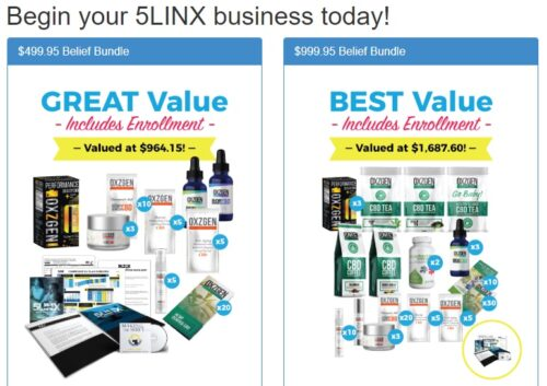 5LINX starter kits