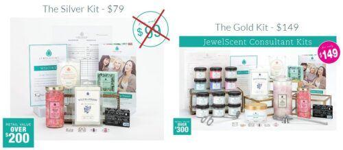 JewelScent scam consultant kits