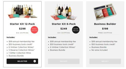 ONEHOPE Wine scam starter kits