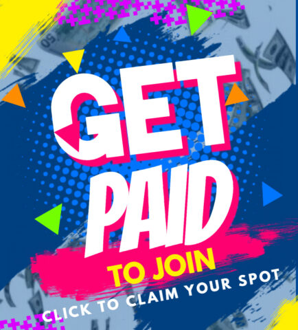 Get paid to become a member