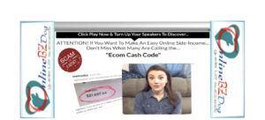 is ecom cash code legit or scam