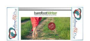 barefoot writer legit