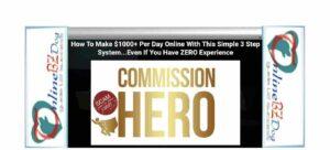 is commission hero legit