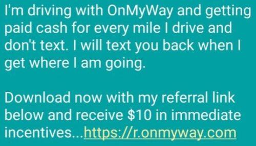 onmyway-app-auto-respond-text