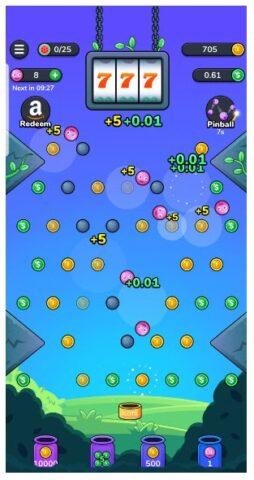 Plinko Master game screen