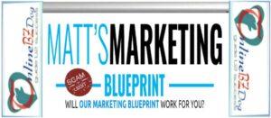 Matt's-Marketing-Blueprint-review